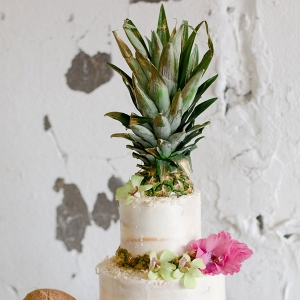 Pineapple cake on Every Last Detail