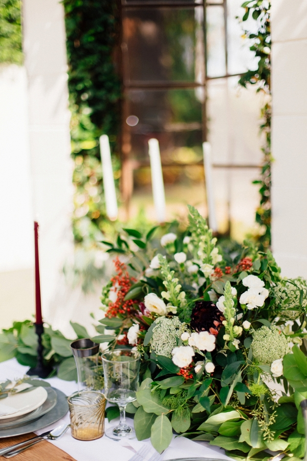 Romantic Green Wedding Ideas from Every Last Detail