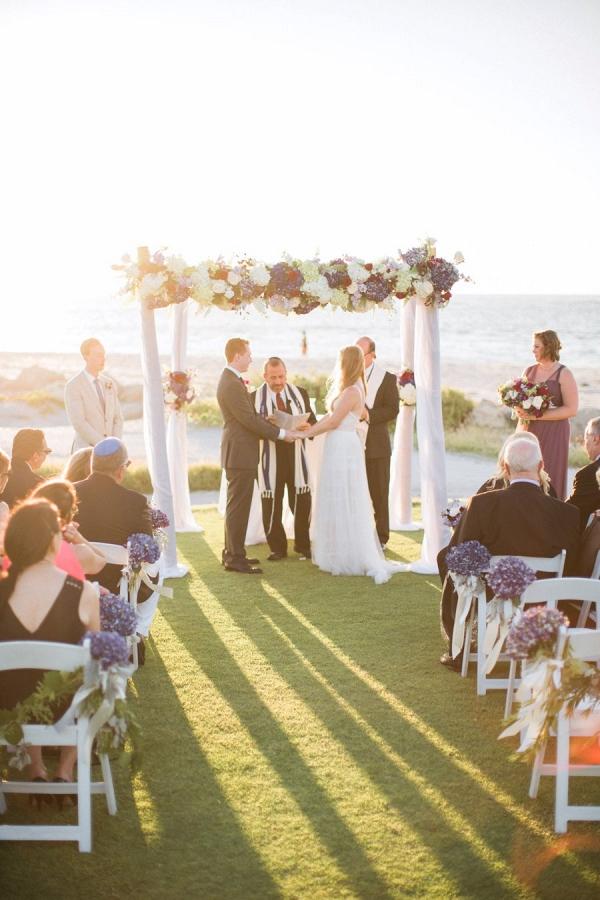 Seaside ceremony on Every Last Detail