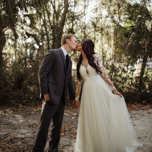 Romantic Sarasota wedding