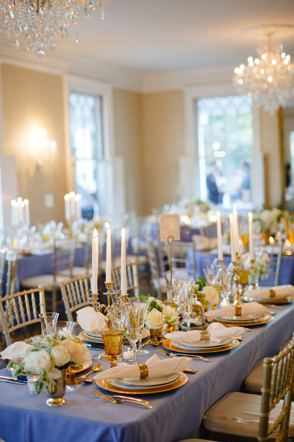 Elegant reception space