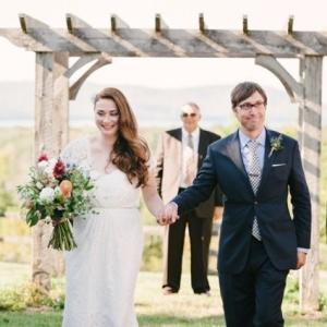 Michigan ranch wedding
