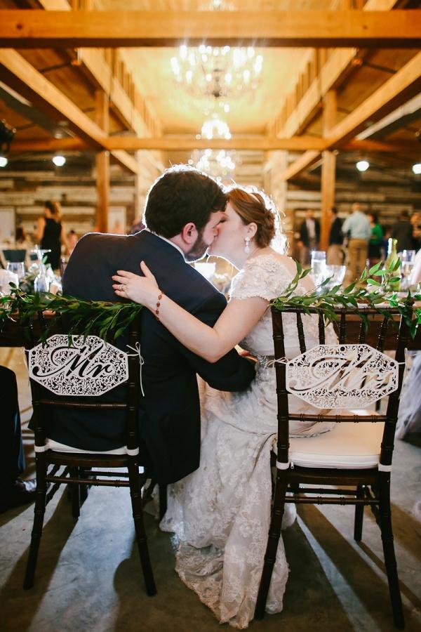 Romantic Whimsical Nashville Barn Wedding