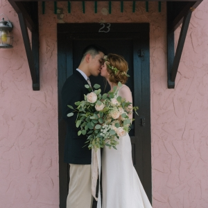 Arizona Bride And Groom