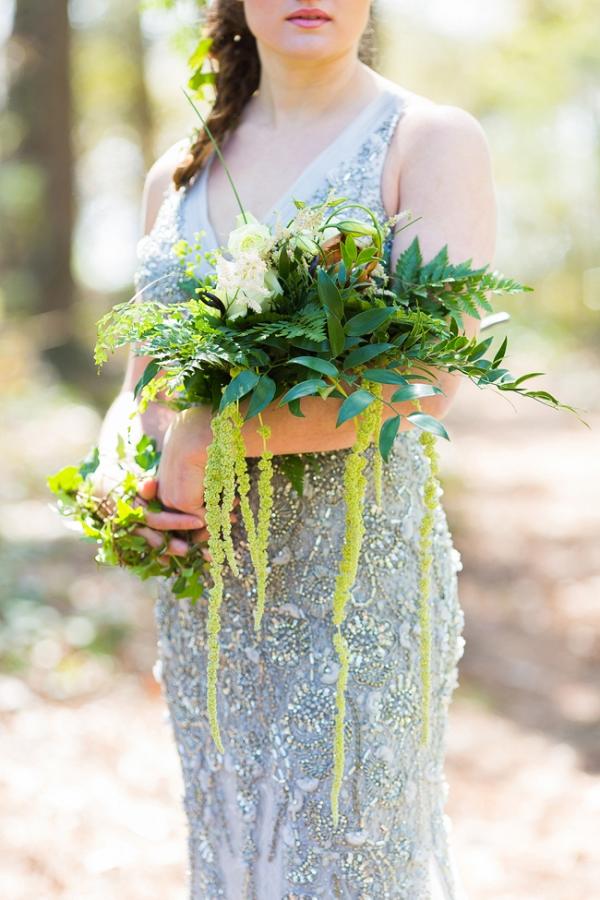 Green Organic Bouquet