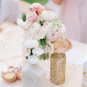 Pretty Pastel Palette Flowers & Details