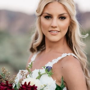 Pretty Arizona Mountain Shoot Bride