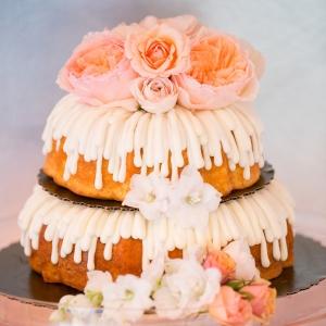 Sweet Bundt Wedding Cake