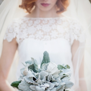 Gorgeous Dusty Miller Bouquet