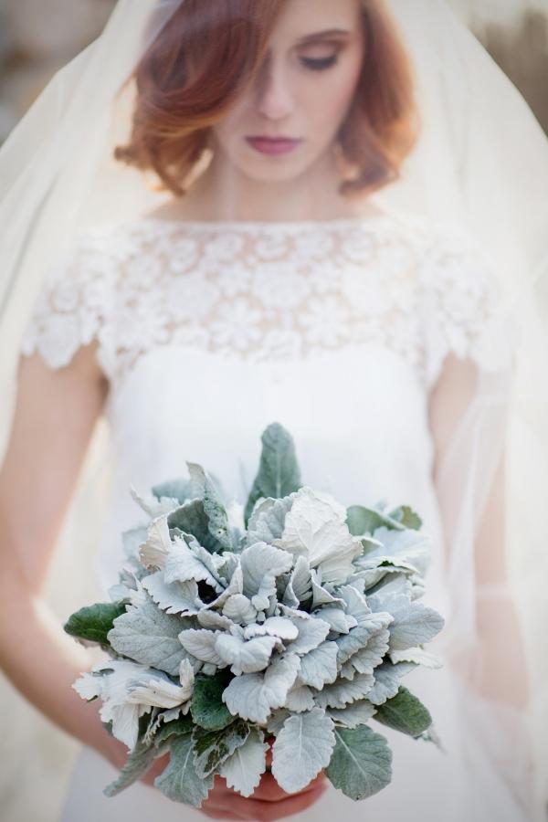 Gorgeous Dusty Miller Bouquet