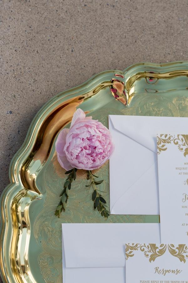 Flower & Invitations