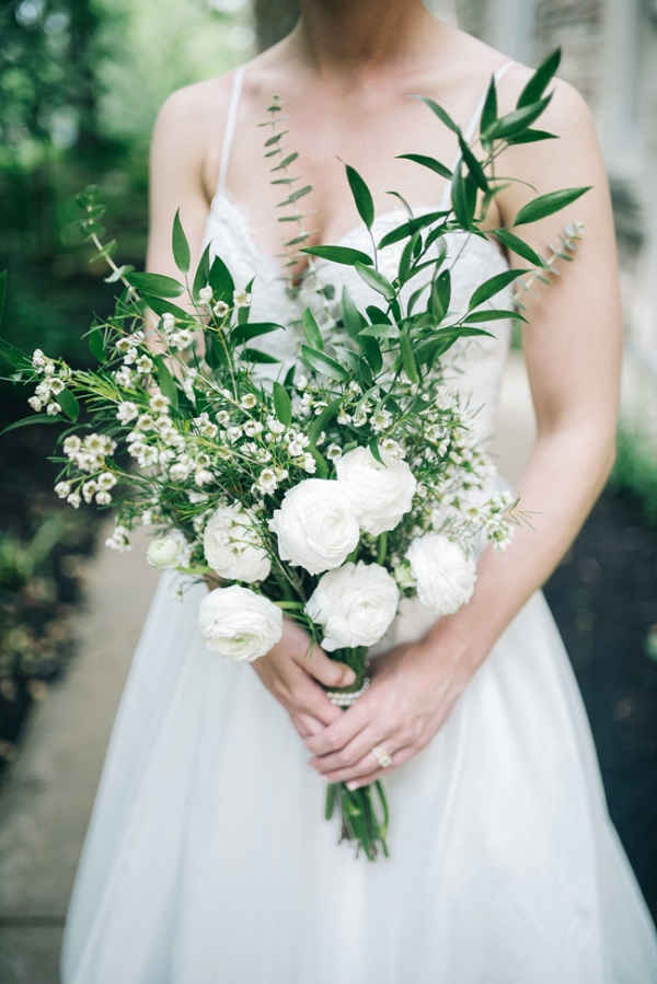 Beautiful DIY Wedding Bouquet