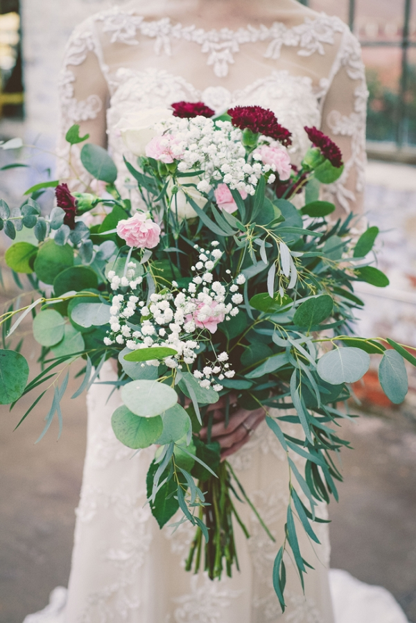 Unstructured DIY Bouquet