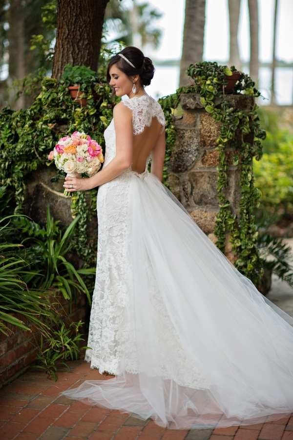 Gorgeous Lace Wedding Gown