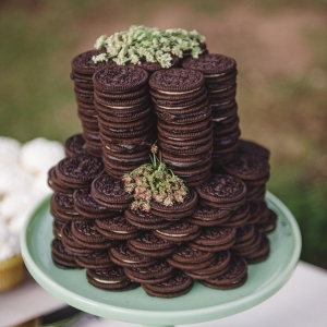 Oreo Cookie Stack