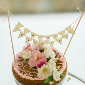 Wedding Sweets with Bunting
