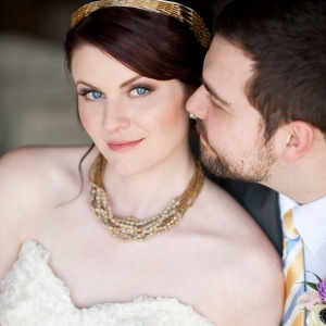 Sweet Easter styled wedding shoot