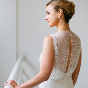 Jenny Packham Beaded Wedding Gown