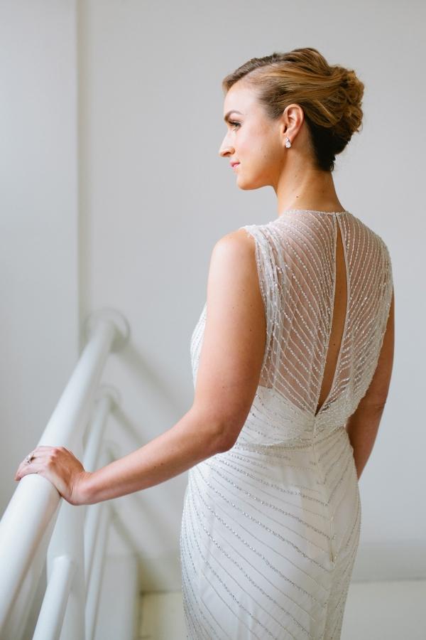 Jenny Packham Beaded Wedding Gown