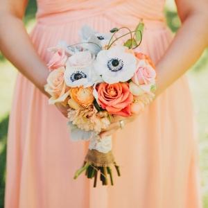 Pretty bridesmaids bouquet