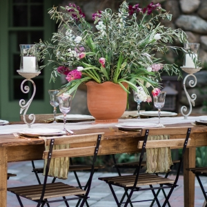 Tuscan Style Table