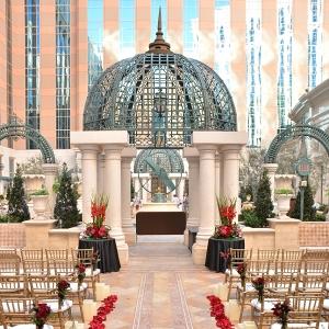 Las Vegas Venezia Courtyard