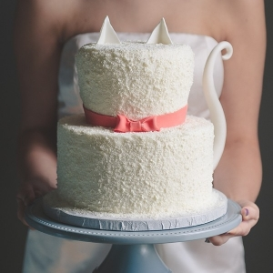Cat Wedding Cake Idea