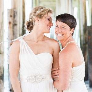 LGBT Wedding in Outer Banks North Carolina