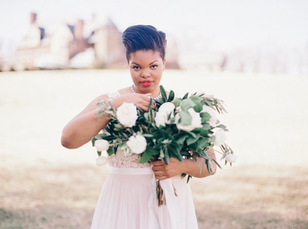 watters wedding gown, plus size bride
