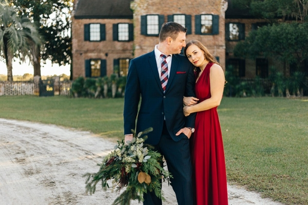 Middleton Place Engagement Session Erin Morrison Photography