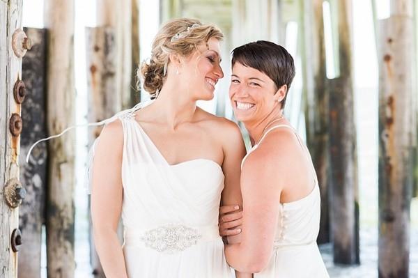 LGBT Wedding in Outer Banks North Carolina