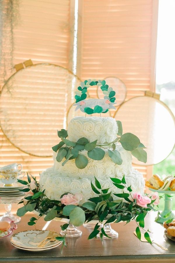 Edwardian wedding inspiration by Catherine Ann Photography on Glamour & Grace