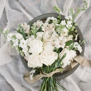 pear blossom wedding inspiration by Christine Gosch on Glamour & Grace