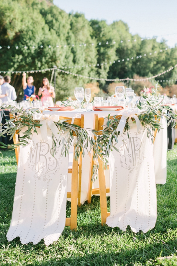 romantic ranch wedding by Kirsten Julia Photography on Glamour & Grace