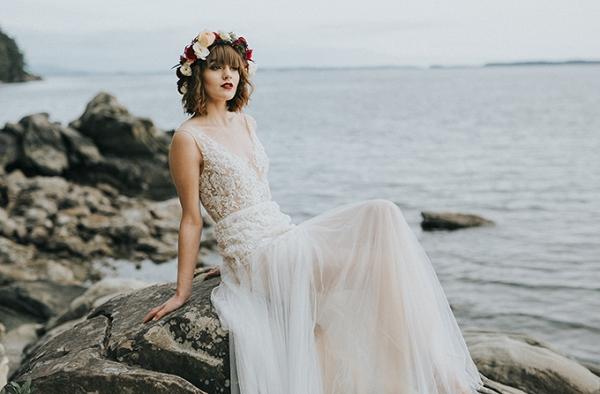 seaside bridals by Rachel Birkhofer on Glamour & Grace