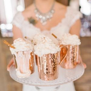 romantic winter wedding inspiration from Amanda Adams Photography on Glamour & Grace