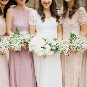 urban heirloom wedding by JoPhoto on Glamour & Grace