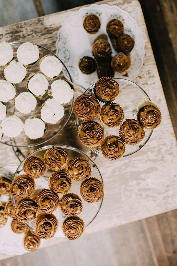 whimsical boho wedding by Kristen Curette Photography on Glamour & Grace