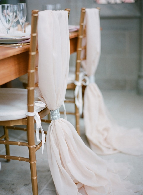 Romantic pink wedding inspiration on Glamour & Grace