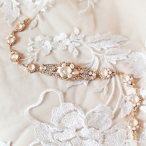 Crystal Couture Wedding Dress Belt