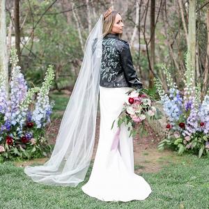 Celestial Tarot Wedding Style Shoot