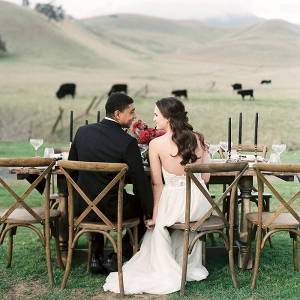 Vintage Ranch Wedding Shoot
