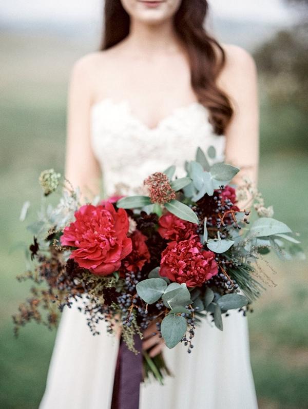 Vibrant Autumn Bouquet