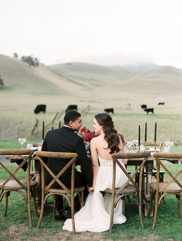 Vintage Ranch Wedding Shoot