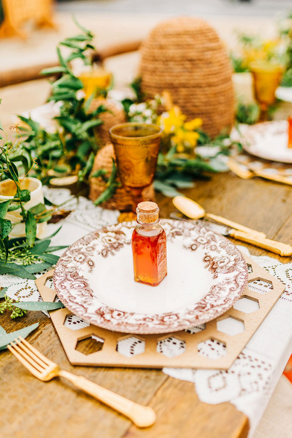 Honey Farm Rustic Wedding