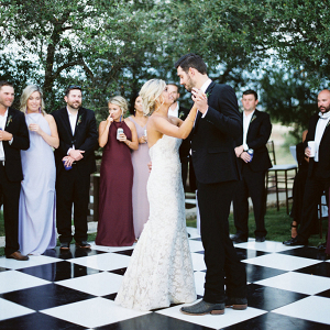 Black Tie Southern Wedding