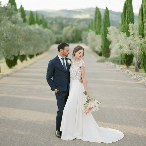 Luxury Elopement in the Italian Countryside