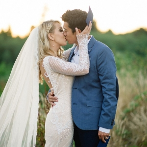 Intimate Vow Renewal for a Gorgeous Styled Elopement