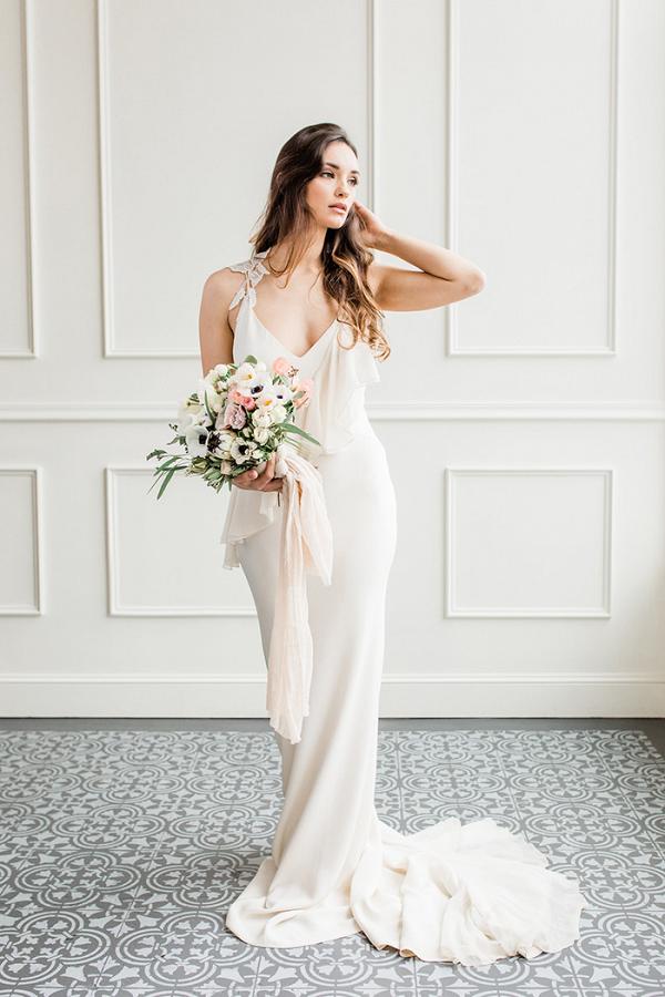 Modern Musician Bridal Editorial