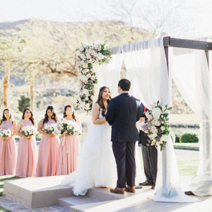 Modern Romance Wedding in Las Vegas
